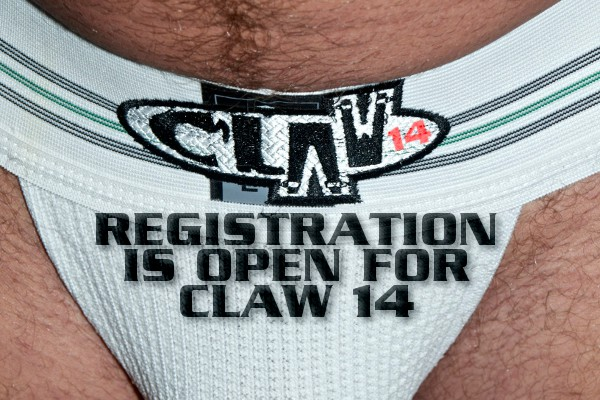 CLAW 14 Registration Open